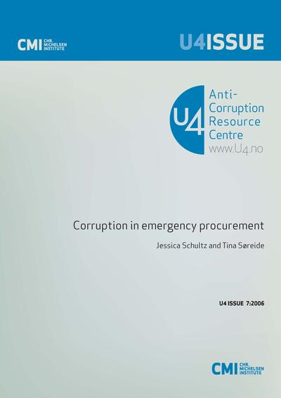 corruption and procurement Procurement and contract management are areas regularly investigated by the icac the way that an organisation carries out its procurement and contract management activities has a significant impact on the likelihood of corruption occurring, so the icac offers several workshops focusing on.