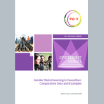 Gender Mainstreaming in Ceasefires: Comparative Data and Examples