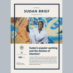 Sudan's popular uprising and the demise of Islamism