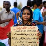 The 'Revolution of the Burnt Cities': Nertiti and the challenge to the Sudanese Women's Movement