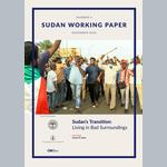 Sudan's Transition: Living in Bad Surroundings
