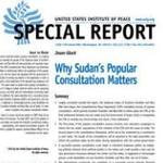 Why Sudan's Popular Consultation Matters
