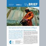 Corruption and Forest Revenues in Papua