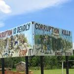Crime, Poverty and Police Corruption in Developing Countries