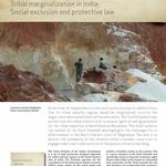 Tribal marginalization in India: Social exclusion and protective law