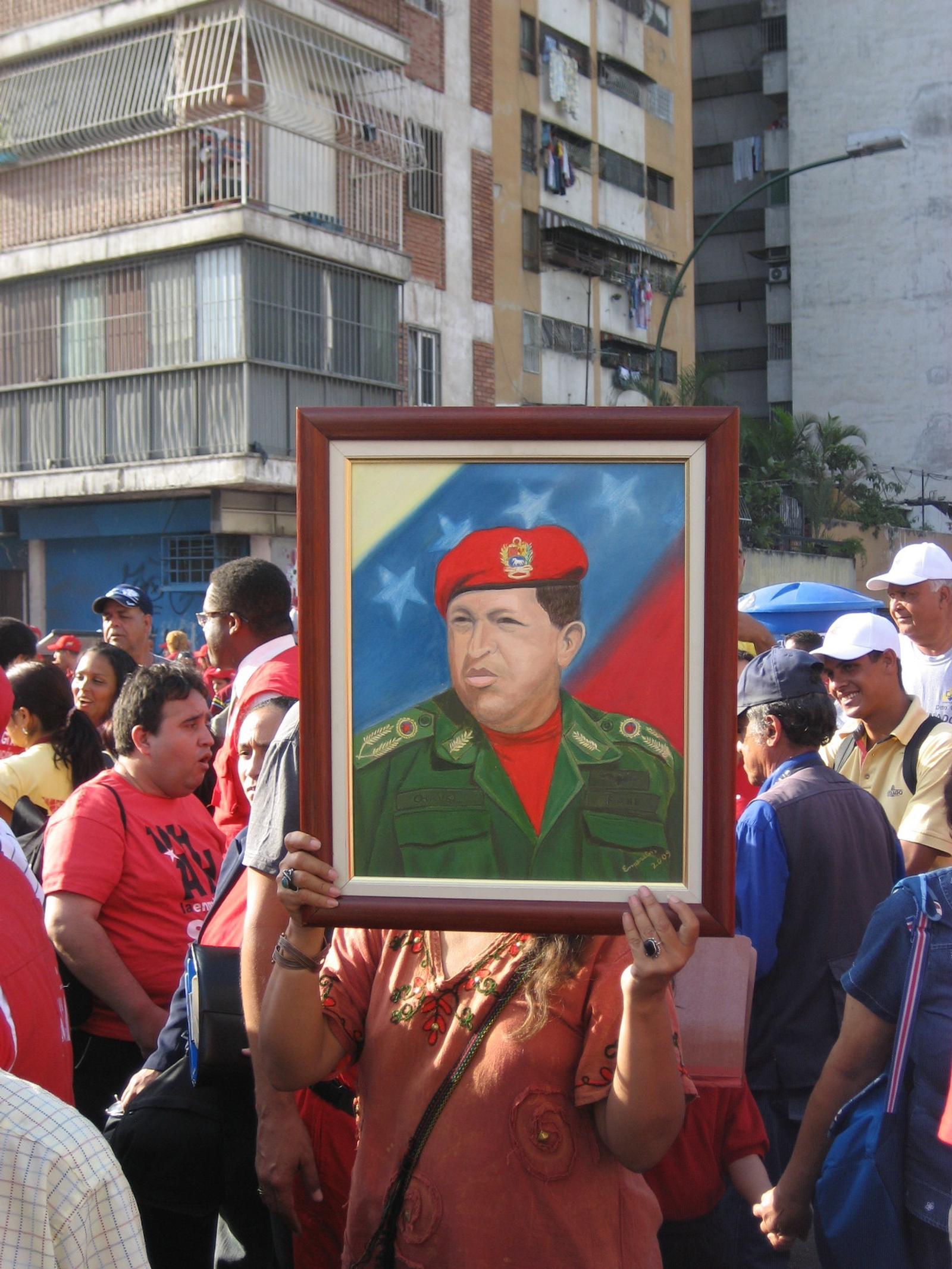 "A Civil-Military Alliance"": The Venezuelan Armed Forces"