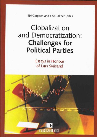 challenges to political parties Within the party and a push within the party toward the political right  other  senators all faced ideologically driven primary challenges in the.