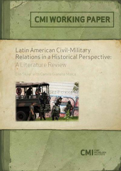 civilian vs military rule latin america Download civil military relations in latin america new  rule nations throughout latin america,  civilian control of the military.