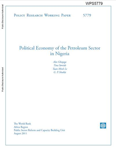 petroleum and the nigeria economy Economy the nigerian government, conscious of the over-dependence on oil which constitutes about 95% of generated revenue, has embarked on many measures to give the nigerian a new lease on life to generate and stronger and stable growth rate, the government is promoting the increased production in the.