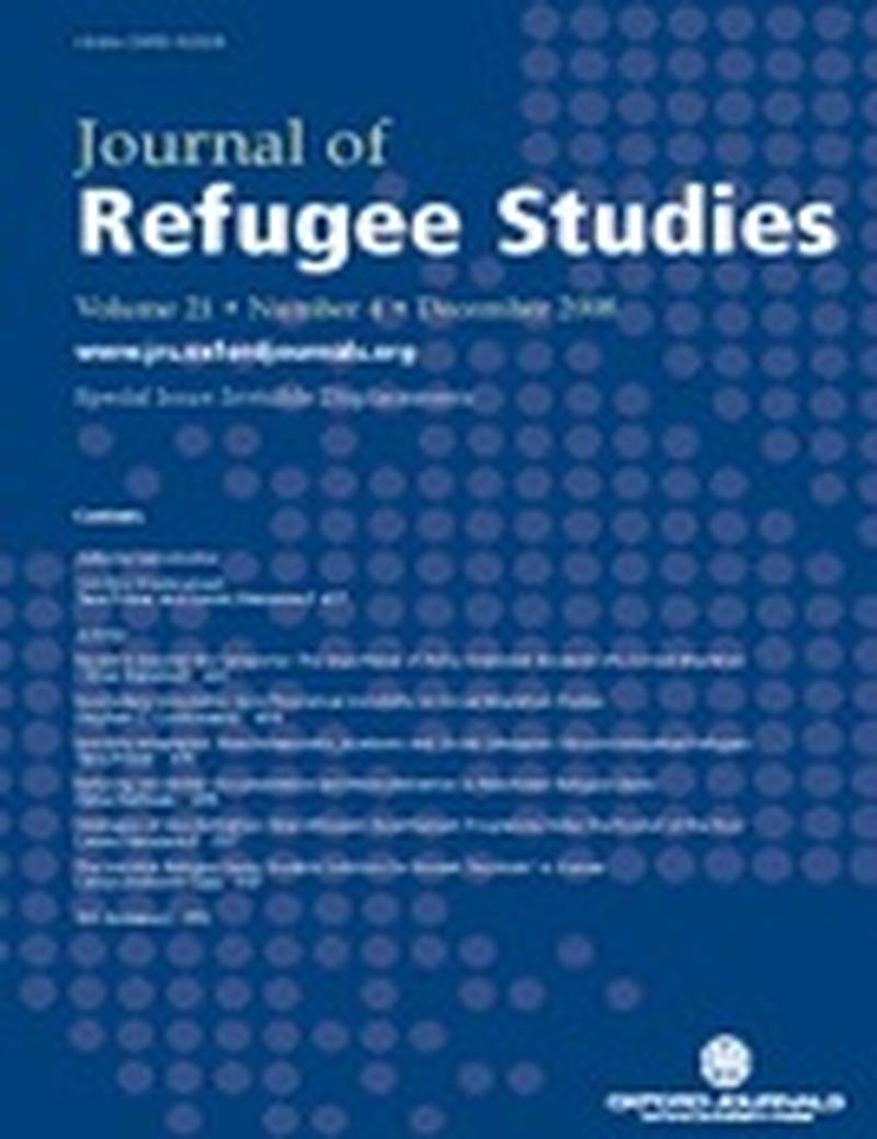 journal of refugee studies author guidelines