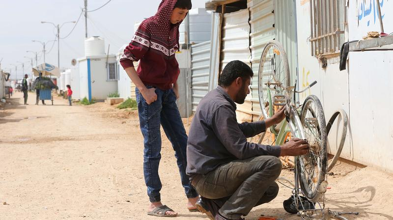 Displacement, Development and Donor Policies in the Middle East