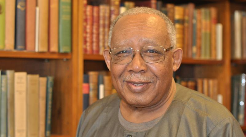 A pioneer Sudan researcher