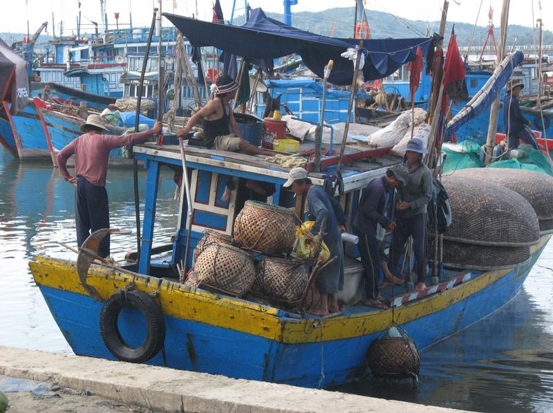 EU-funding: Transoceanic fishers