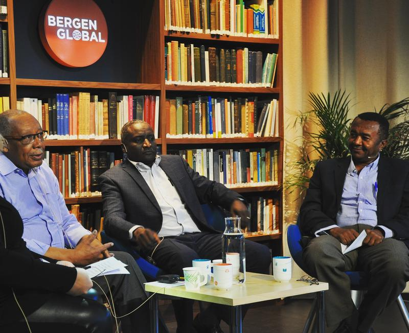 Expert panel analysing Sudan: What now?